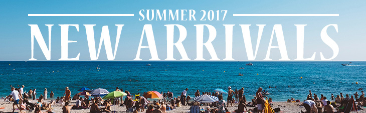 New Products - Summer 2017